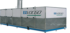 Treatment of air emissions - VOC