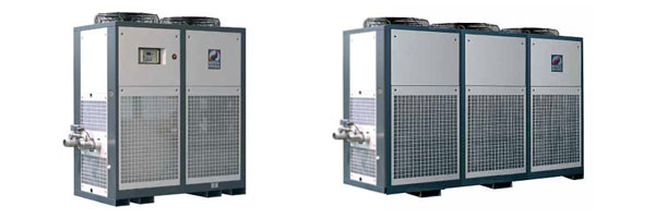Industrial cold: chillers, free-coolers, thermoregulators
