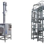New developments in distillation at OFRU Des nouveaux développements dans la distillation chez OFRU Nieuw ontwikkeling bij de distillatie eenheden van Ofru Neue Entwicklungen in der Destillation bei OFRU