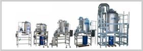 Récupération des solvants pollués par distillation