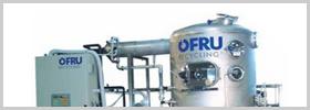 Aqueous waste: volume reduction