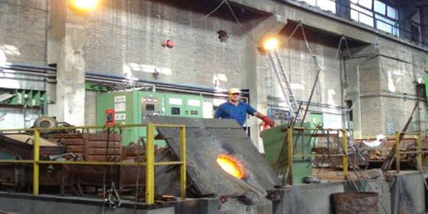 Die Metalls Behandlung Industrie